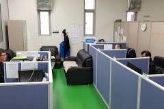 기술클리닉센터 사무실(ETRI융합기술연구생산센터 114호)